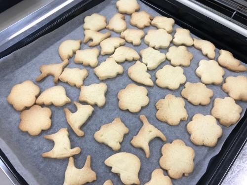 『美味しいクッキーができました♪』_b0164376_08463275.jpg
