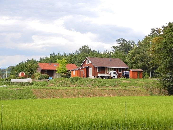高根町Y田さん邸の作業小屋作り4_a0211886_15592092.jpg