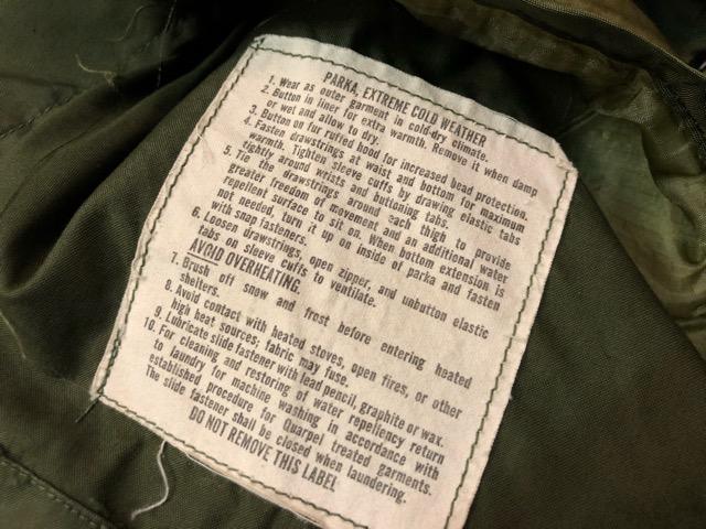 8月17日(土)マグネッツ大阪店、秋スーペリア入荷!! #1 U.S.Military Part1編!M-65 FishtailParka & NightDesertFishtail!!_c0078587_19154478.jpg