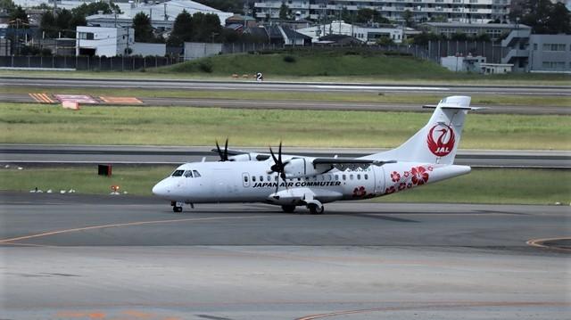 藤田八束の飛行場訪問@伊丹空港で飛び交う飛行機たち、伊丹空港のお弁当が美味し、空弁紹介_d0181492_20420501.jpg