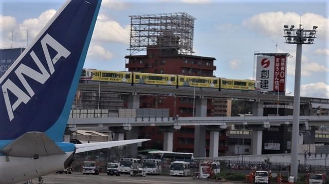 藤田八束の飛行場訪問@伊丹空港で飛び交う飛行機たち、伊丹空港のお弁当が美味し、空弁紹介_d0181492_20433965.jpg