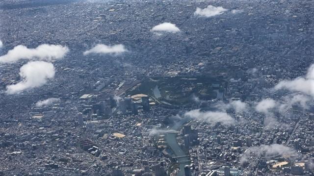 藤田八束の飛行機の魅力@ANAからの情景、飛行機から我が家が見える? 我が町西宮市も良いものだ、伊丹空港の魅力_d0181492_20483738.jpg