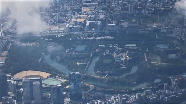 藤田八束の飛行機の魅力@ANAからの情景、飛行機から我が家が見える? 我が町西宮市も良いものだ、伊丹空港の魅力_d0181492_20491252.jpg