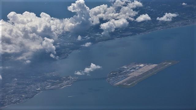藤田八束の飛行機の魅力@ANAからの情景、飛行機から我が家が見える? 我が町西宮市も良いものだ、伊丹空港の魅力_d0181492_20492878.jpg