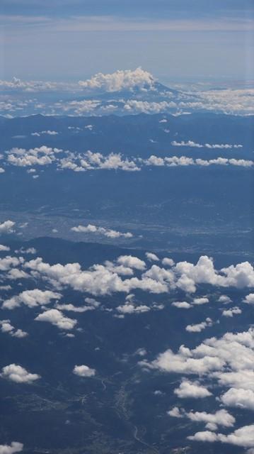 藤田八束の飛行機の魅力@ANAからの情景、飛行機から我が家が見える? 我が町西宮市も良いものだ、伊丹空港の魅力_d0181492_20494649.jpg