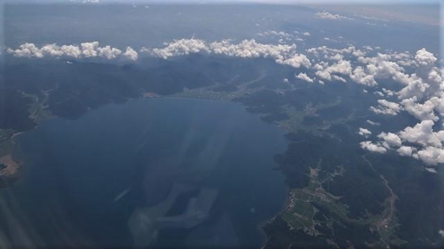 藤田八束の飛行機の魅力@ANAからの情景、飛行機から我が家が見える? 我が町西宮市も良いものだ、伊丹空港の魅力_d0181492_20504657.jpg