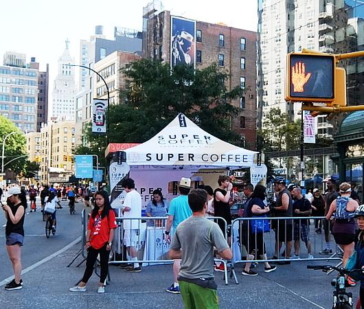 Summer Streets、健康に良い新しいコーヒー、SUPER COFFEE(スーパー・コーヒー)_b0007805_19480388.jpg