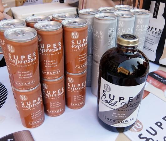 Summer Streets、健康に良い新しいコーヒー、SUPER COFFEE(スーパー・コーヒー)_b0007805_20172758.jpg