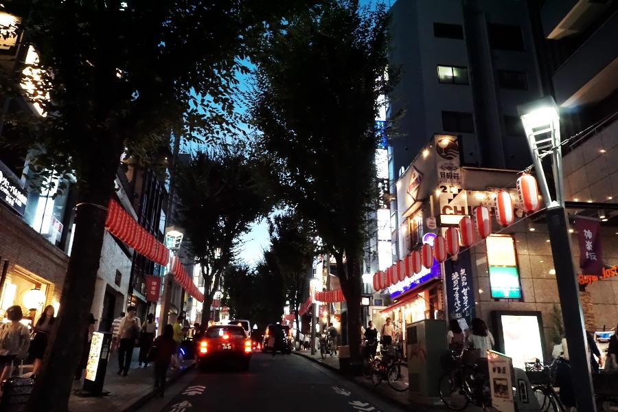神楽坂の盛り場2_a0263109_09195650.jpg
