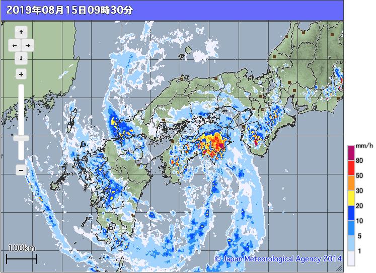 巨大台風10号クローサ上陸中:突如巨大台風化???韓国人が大喜び!_a0348309_10112127.png