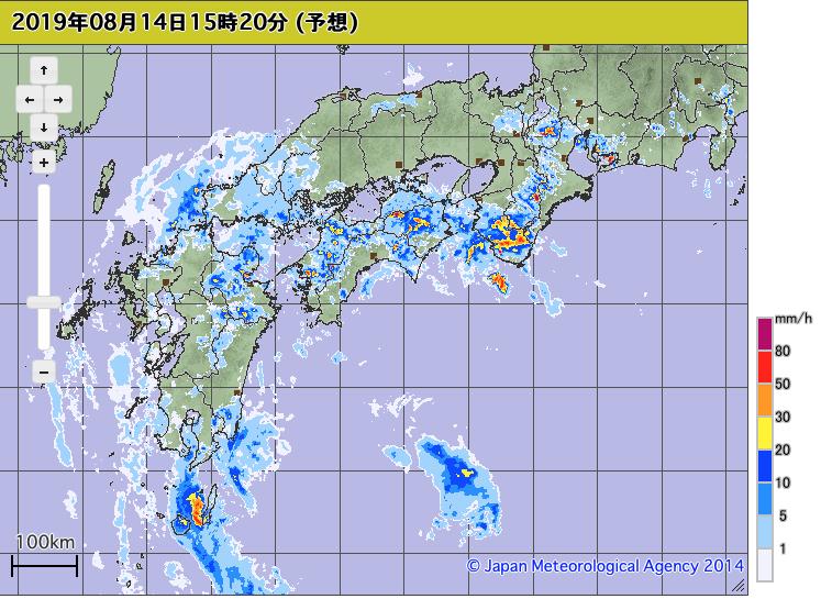 巨大台風10号クローサ上陸中:突如巨大台風化???韓国人が大喜び!_a0348309_1074881.png