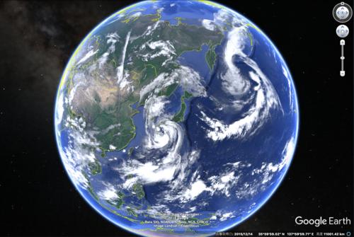 巨大台風10号クローサ上陸中:突如巨大台風化???韓国人が大喜び!_a0348309_108472.png
