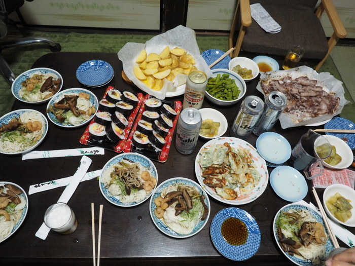 母家で昼食&宴会_c0116915_00114170.jpg