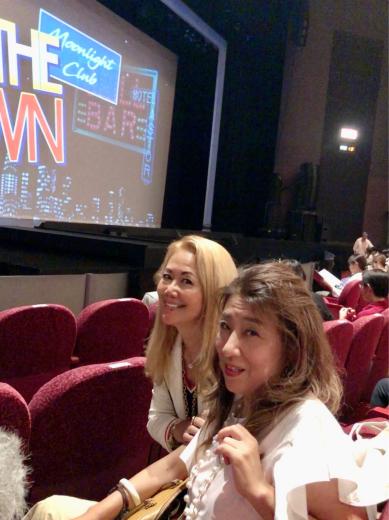 宝塚 月組 ブロードウェイ・ミュージカル 『ON THE TOWN(オン・ザ・タウン)』観てきました。_f0215324_00223567.jpg