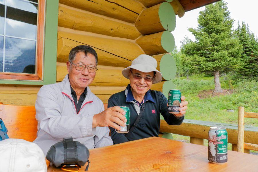 アシニボインキャンプ2泊3日 ダブルピークハンティングの旅_d0112928_09070625.jpg