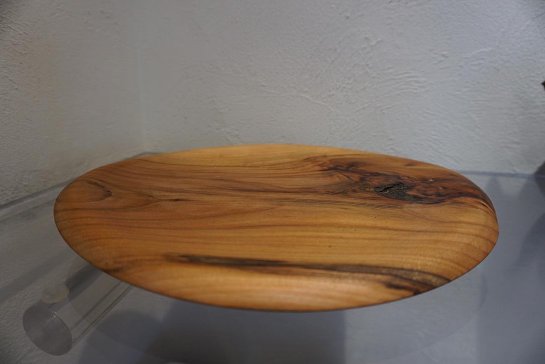 studio SAVI 木の台皿_b0132442_15205632.jpg