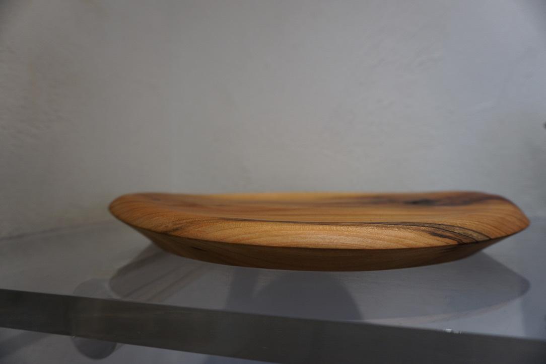 studio SAVI 木の台皿_b0132442_15210788.jpg
