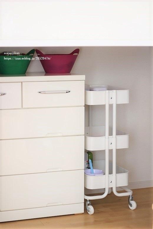 IKEAのワゴンの使い道は?_e0214646_22261971.jpg