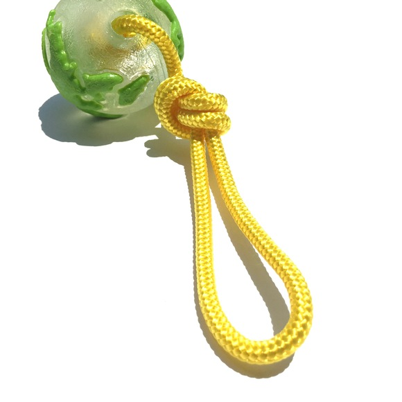 PLANET DOG Orbee-Tuff Ball with ROPE  プラネットドッグ オービータフ ボール ウィズ ロープ 限定色_d0217958_12103660.jpg
