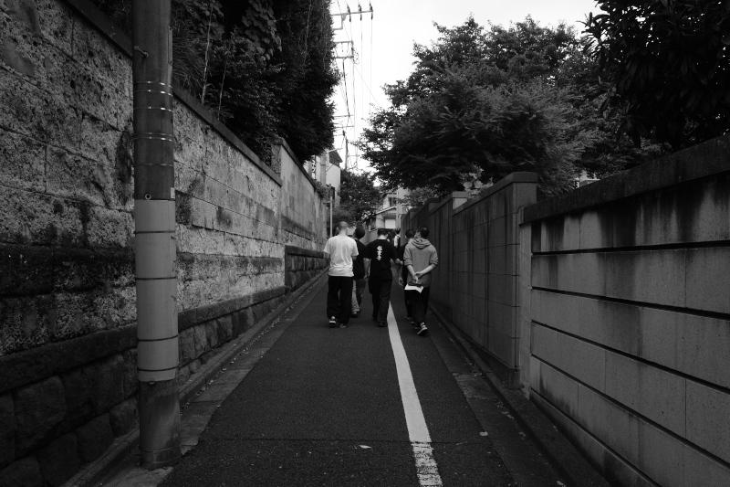 東京の坂道 #37-4 大名時計博物館から三浦坂_f0079061_17300593.jpg