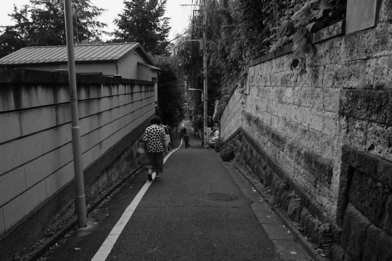 東京の坂道 #37-4 大名時計博物館から三浦坂_f0079061_17301111.jpg