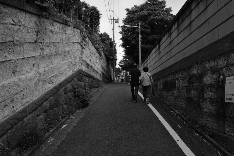 東京の坂道 #37-4 大名時計博物館から三浦坂_f0079061_17302174.jpg