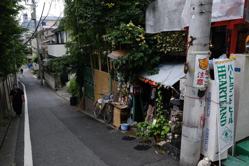 東京の坂道 #37-4 大名時計博物館から三浦坂_f0079061_17302824.jpg