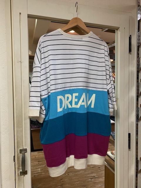 背中に『DREAM』!!_b0316864_13571440.jpg