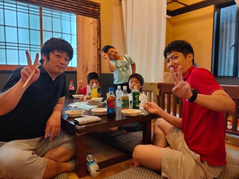 8/14東京オフィスバーベキューinまるじゃ_e0206865_09483293.jpg