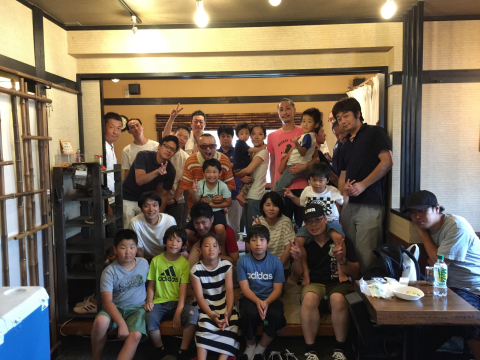 8/14東京オフィスバーベキューinまるじゃ_e0206865_10192294.jpg
