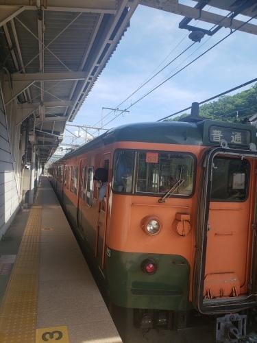 楽しい鉄の旅!!8/13_a0310573_17363197.jpg