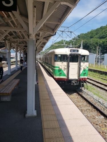 楽しい鉄の旅!!8/13_a0310573_17371813.jpg
