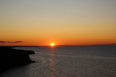 SunsetとMoonrise_c0353373_22173032.jpg