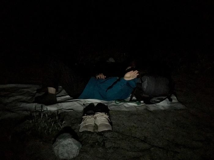 2019.8.10-12 北アルプスハイキング(七倉㏌新穂高out)  day1-2_b0219778_10090844.jpg