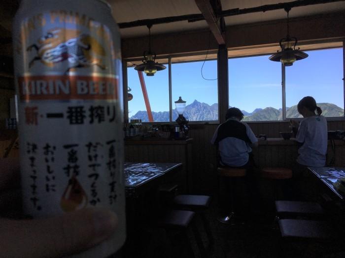 2019.8.10-12 北アルプスハイキング(七倉㏌新穂高out)  day1-2_b0219778_11052091.jpg