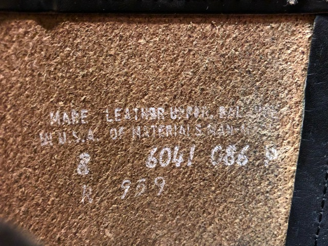 8月17日(土)マグネッツ大阪店、秋スーペリア入荷!! #3 LeatherBoots編! 72\'U.S.Navy Chukka & CAROLINA、RED WING、Timberland!!_c0078587_13221696.jpg