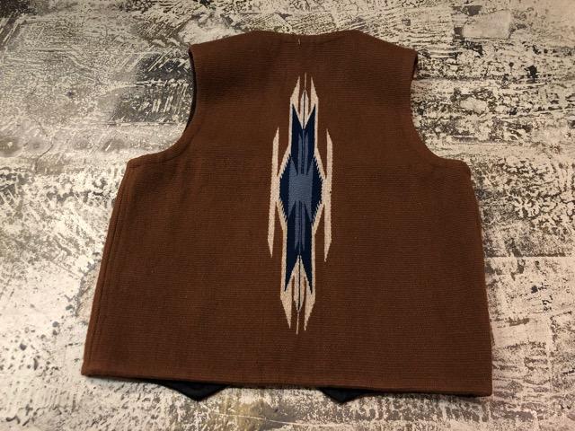 8月17日(土)マグネッツ大阪店、秋スーペリア入荷!! #4 Vest & Leather編! ChimayoVest & COACH CowhideLeatherBag!!_c0078587_13475295.jpg