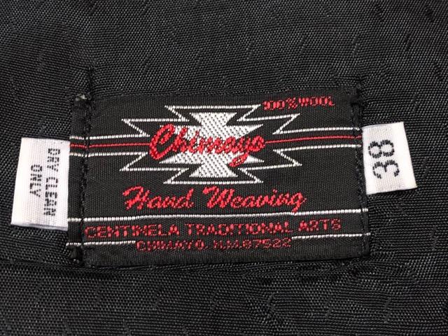 8月17日(土)マグネッツ大阪店、秋スーペリア入荷!! #4 Vest & Leather編! ChimayoVest & COACH CowhideLeatherBag!!_c0078587_1348224.jpg