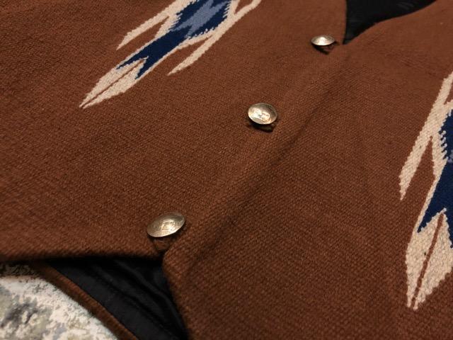 8月17日(土)マグネッツ大阪店、秋スーペリア入荷!! #4 Vest & Leather編! ChimayoVest & COACH CowhideLeatherBag!!_c0078587_13495215.jpg