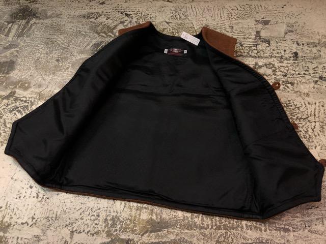 8月17日(土)マグネッツ大阪店、秋スーペリア入荷!! #4 Vest & Leather編! ChimayoVest & COACH CowhideLeatherBag!!_c0078587_1350065.jpg