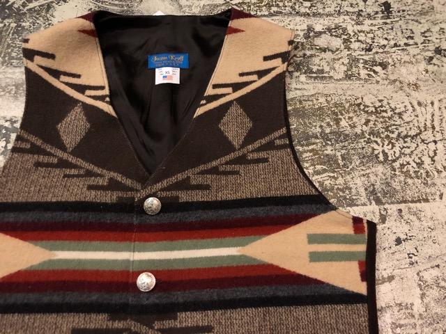 8月17日(土)マグネッツ大阪店、秋スーペリア入荷!! #4 Vest & Leather編! ChimayoVest & COACH CowhideLeatherBag!!_c0078587_13514511.jpg