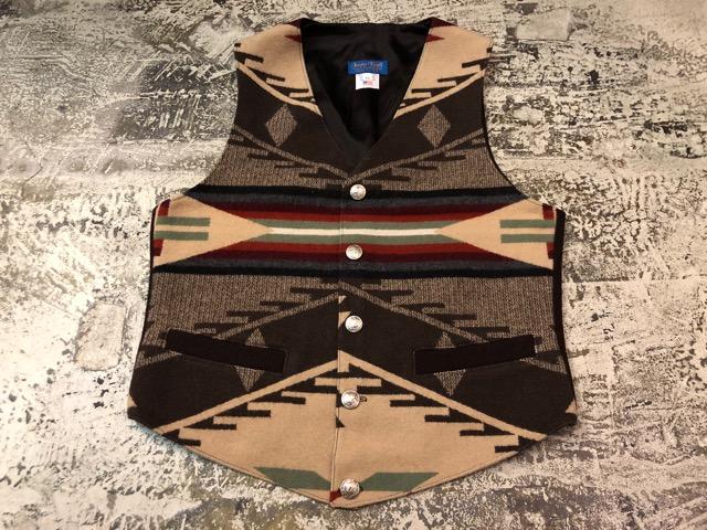 8月17日(土)マグネッツ大阪店、秋スーペリア入荷!! #4 Vest & Leather編! ChimayoVest & COACH CowhideLeatherBag!!_c0078587_1351879.jpg