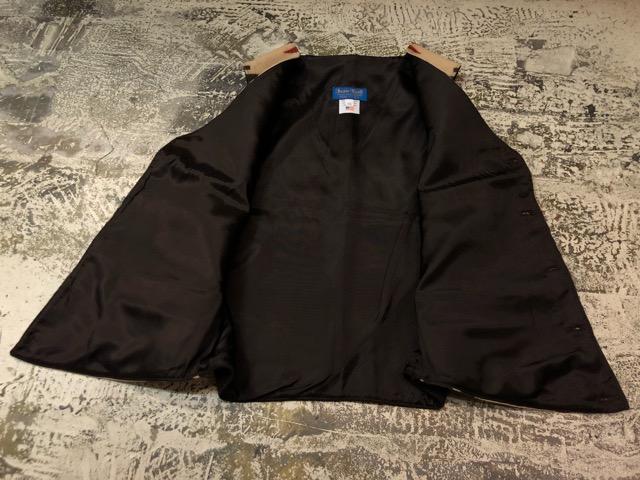 8月17日(土)マグネッツ大阪店、秋スーペリア入荷!! #4 Vest & Leather編! ChimayoVest & COACH CowhideLeatherBag!!_c0078587_13523364.jpg