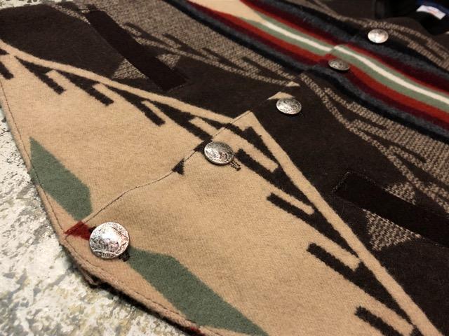 8月17日(土)マグネッツ大阪店、秋スーペリア入荷!! #4 Vest & Leather編! ChimayoVest & COACH CowhideLeatherBag!!_c0078587_13525910.jpg
