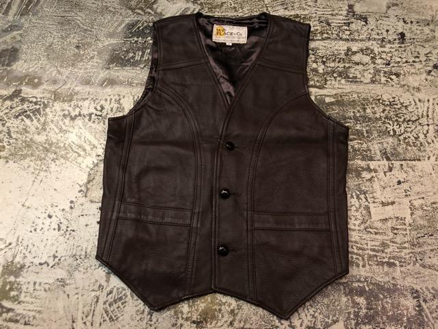8月17日(土)マグネッツ大阪店、秋スーペリア入荷!! #4 Vest & Leather編! ChimayoVest & COACH CowhideLeatherBag!!_c0078587_13574272.jpg