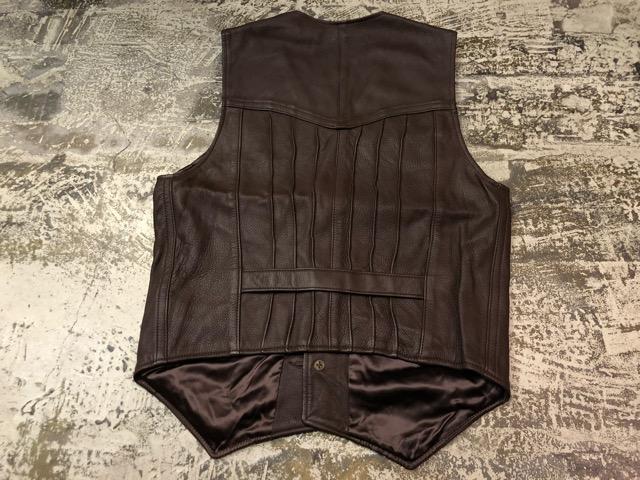 8月17日(土)マグネッツ大阪店、秋スーペリア入荷!! #4 Vest & Leather編! ChimayoVest & COACH CowhideLeatherBag!!_c0078587_13575335.jpg