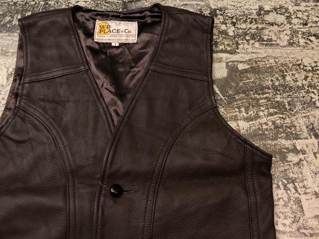 8月17日(土)マグネッツ大阪店、秋スーペリア入荷!! #4 Vest & Leather編! ChimayoVest & COACH CowhideLeatherBag!!_c0078587_13581371.jpg