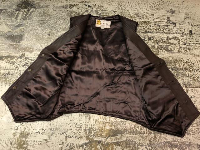 8月17日(土)マグネッツ大阪店、秋スーペリア入荷!! #4 Vest & Leather編! ChimayoVest & COACH CowhideLeatherBag!!_c0078587_13584510.jpg