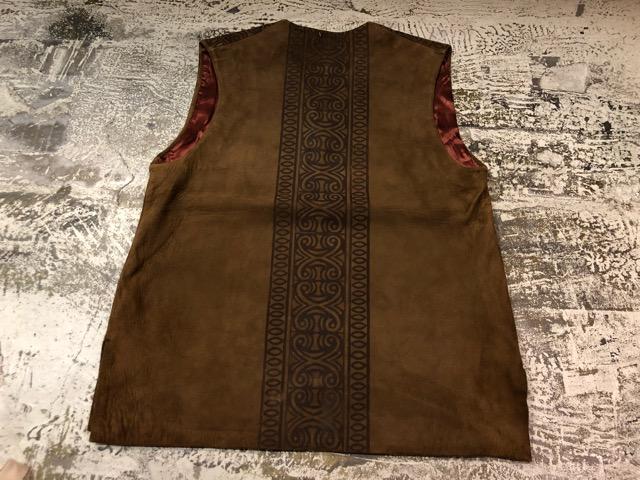 8月17日(土)マグネッツ大阪店、秋スーペリア入荷!! #4 Vest & Leather編! ChimayoVest & COACH CowhideLeatherBag!!_c0078587_1425437.jpg