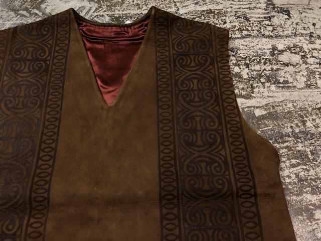 8月17日(土)マグネッツ大阪店、秋スーペリア入荷!! #4 Vest & Leather編! ChimayoVest & COACH CowhideLeatherBag!!_c0078587_1432828.jpg